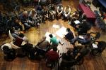 Encuentro de Organizaciones Barriales. Foto: Luca Pratto