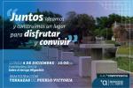 Se inaugurará Terrazas de Pueblo Victoria