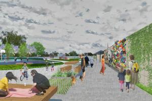 Nuevos espacios públicos para La Isla