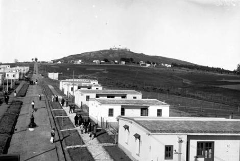 Barrio Casabó año 1921 (Foto 3022 FMH.CMDF.IMM.UY)