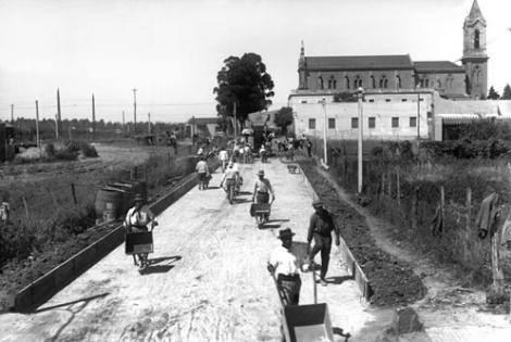Año 1927. (Foto 4614 FMH.CMDF.IMM.UY)