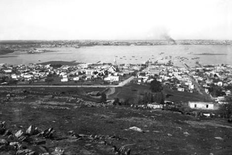 Barrio Cerro año 1928 (Foto 156c FMH.CMDF.IMM.UY)