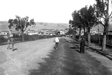 Barrio Cerro año 1928 (Foto 161c FMH.CMDF.IMM.UY)