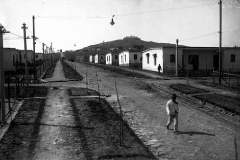 Barrio Casabó año 1921 (Foto 3032 FMH.CMDF.IMM.UY)