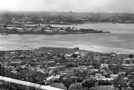 Barrio Cerro año 1957 (Foto 9543_1 FMH.CMDF.IMM.UY)