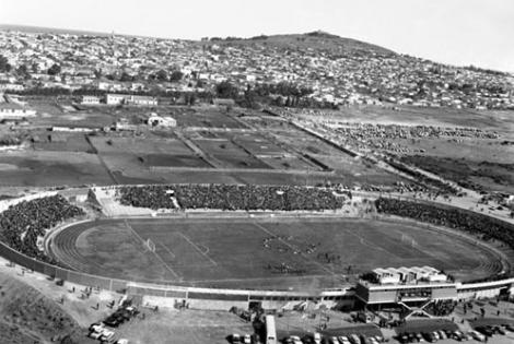 Estadio Luis Troccoli Año 1964 (Foto 10653 FMH.CMDF.IMM.UY)