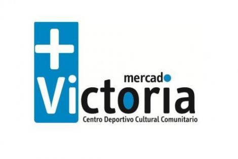 Mercado Victoria: en busca del logo.