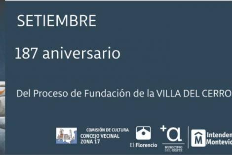 187 años del Proceso Fundacional de la Villa del Cerro