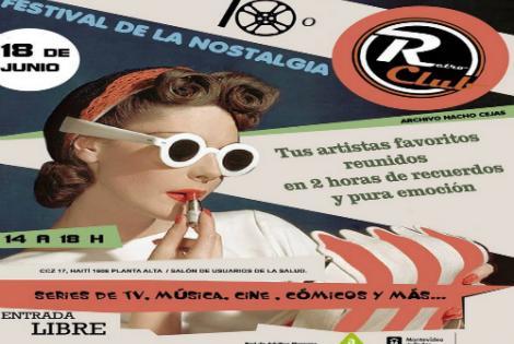 Festival de la Nostalgia en el CCZ 17.-
