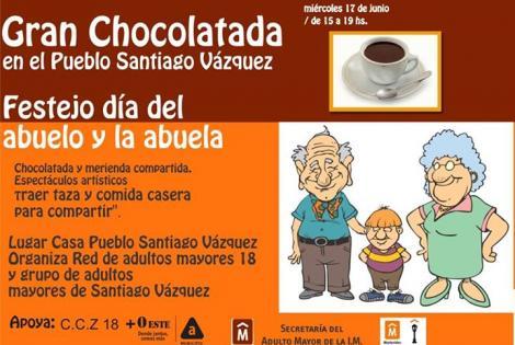 15 de junio: Para festejar el Día de los Abuelos