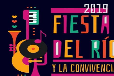 Fiesta del Río y la Convivencia 2019.-