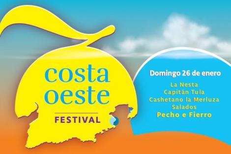 Festival Costa Oeste - Fecha 1