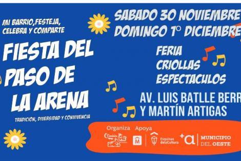 Fiesta del Paso de la Arena