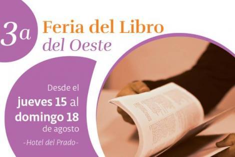 3era Feria del Libro del Oeste