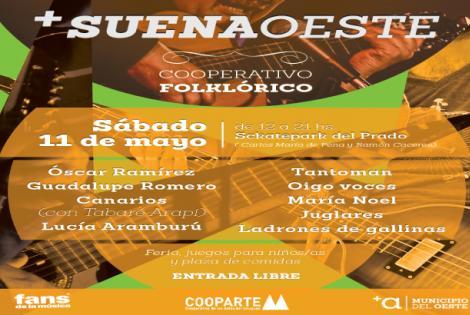 SuenaOeste - edición folklórica