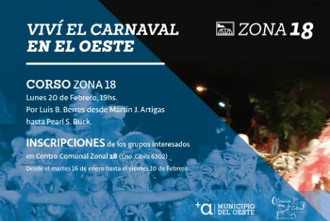 Corso Zona 18
