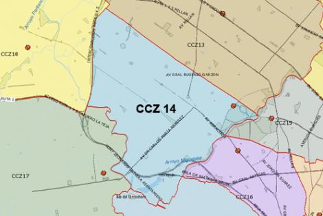 Centro Comunal Zonal 14