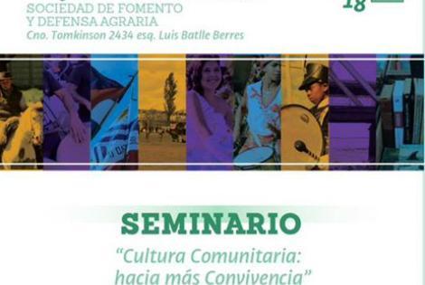 Seminario Cultura Comunitaria