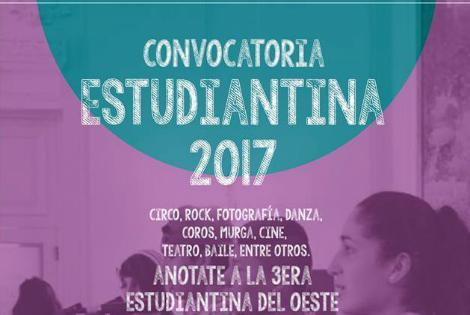 Se viene la Estudiantina 2017