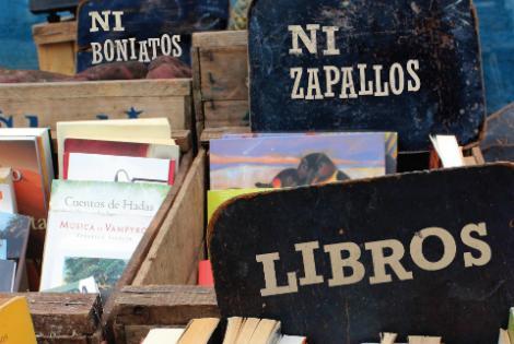 Feria del Libro del Oeste