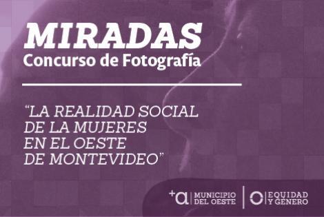 """Concurso fotográfico """"Miradas"""""""