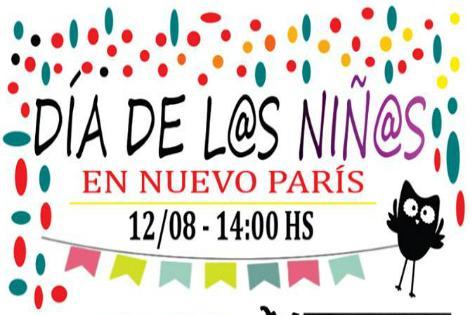 Día del niño en Nuevo París