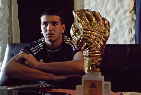 Jonathan Cubero. Foto: Lorena Canelas.