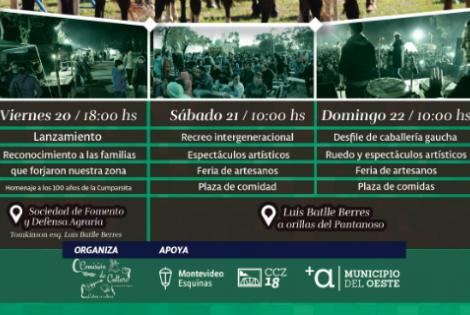 Programa de la Fiesta del Paso de la Arena