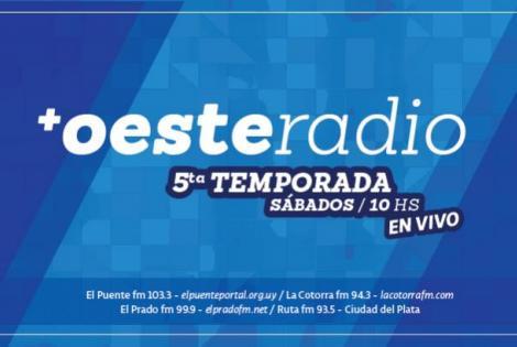 +OesteRadio 5ta temporada