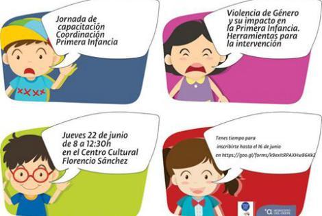 Violencia de Género y su impacto en la Primera Infancia.-