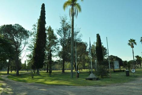 Parque Lecocq. Foto: Lorena Canelas.