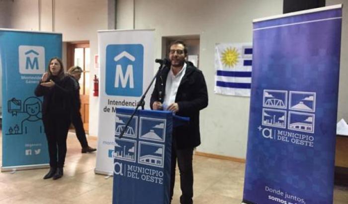 Inauguración de sala de lactancia del Municipio a y reinauguración de obras en ComunaMujer 17.