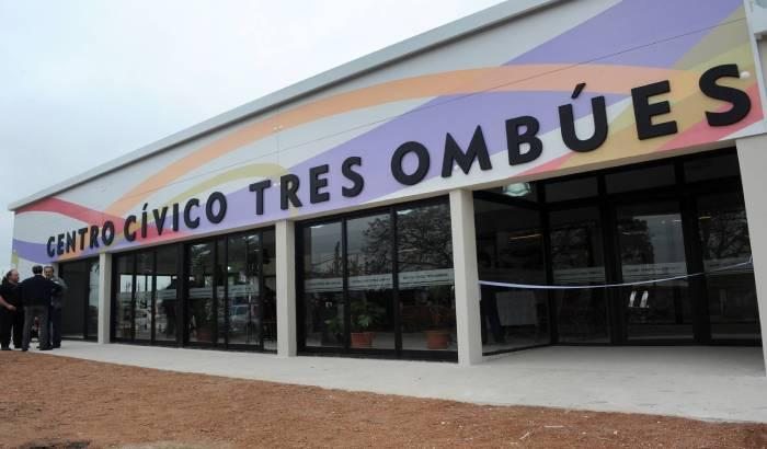 Nueva oficina del Centro de Mediación Municipal en el Centro Cívico Tres Ombúes
