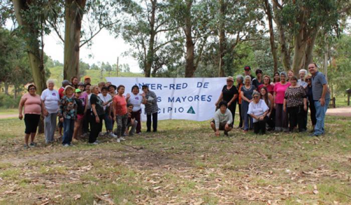 Inter-Red de Adultos Mayores del Municipio A