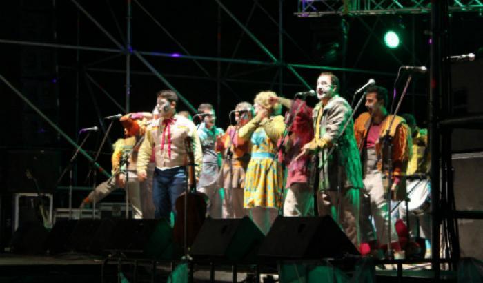 Diablos Verdes en la 26ta Fiesta del Río y la Convivencia.