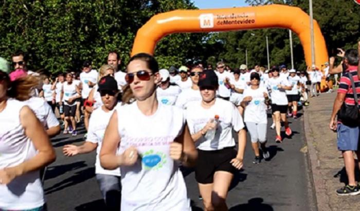 Corré y Caminá contra la violencia hacia las mujeres