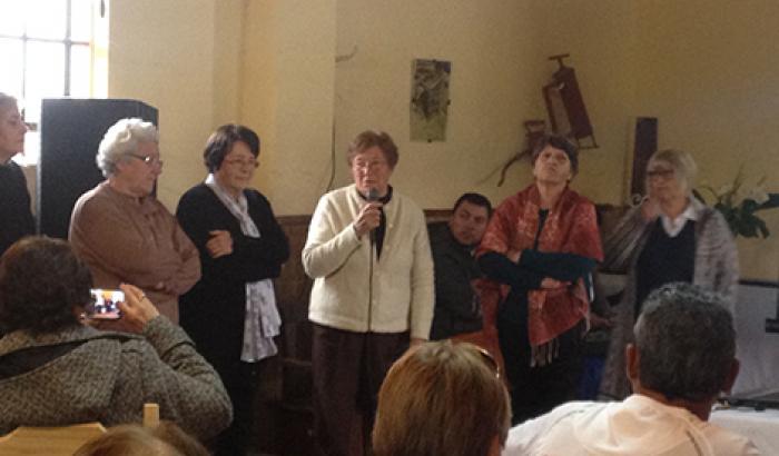 Adultos Mayores de Punta Espinillo