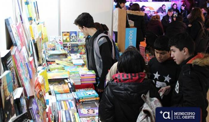 Segunda Feria del Libro del Oeste