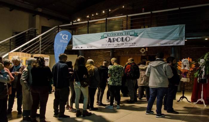 """Inauguración del ciclo de cine """"Nochecitas del Apolo"""""""