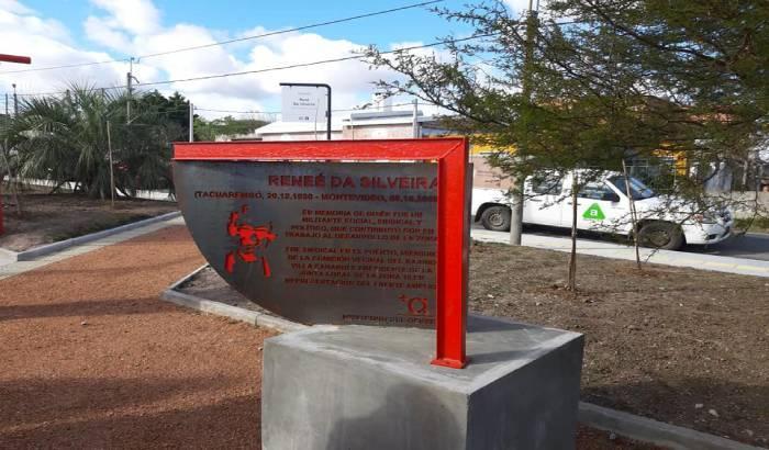 Inauguración del espacio Reneé Da Silveira