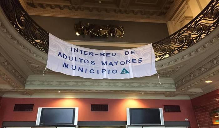 4ta Muestra Artística de la Inter-Red del Adultos Mayores.-