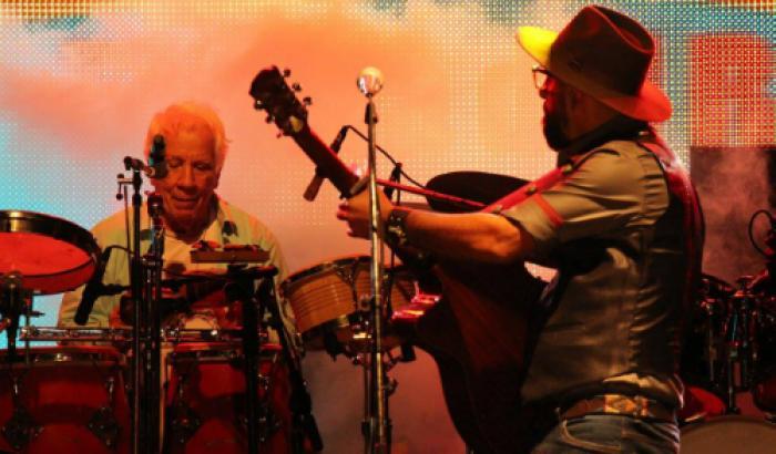 Santiago Neto en la 26ta Fiesta del Río y la Convivencia.