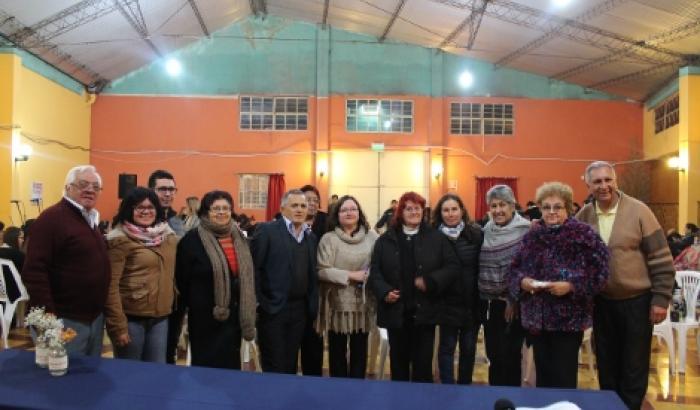 Miembros de la Comisión de Cultura del Concejo Vecinal