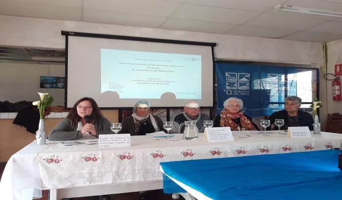 """Mesa debate : """"Avances y desafíos en los derechos de las Personas Mayores"""