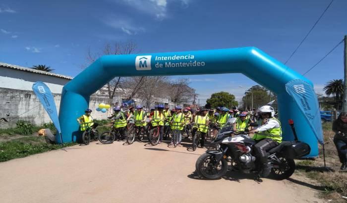 6ta Bicicleteada de Los Bulevares.