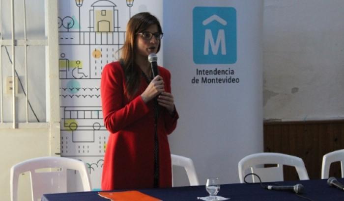 Fabiana Goyeneche también formó parte del evento