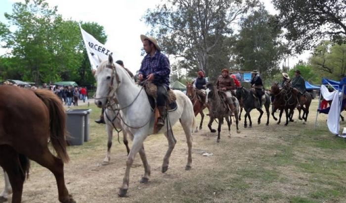 Sexta Fiesta del Paso de la Arena