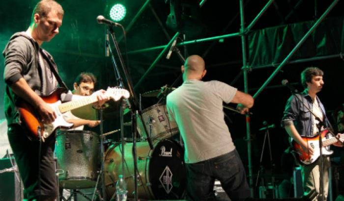 Edu Smitch en la 26ta Fiesta del Río y la Convivencia.
