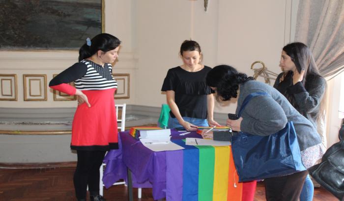 Seminario Territorios LGBTIQ