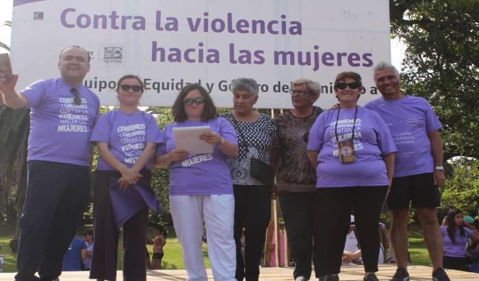 Corré y caminá contra la Violencia hacia las Mujeres - 6ta edición
